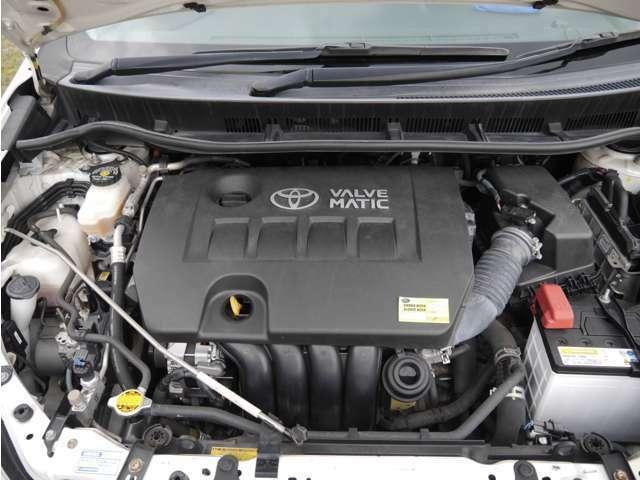 納車前にオイル交換、エアコンフィルター交換、バッテリーやワイパーゴムの交換(必要に応じて)その他車検同等の整備を致します。