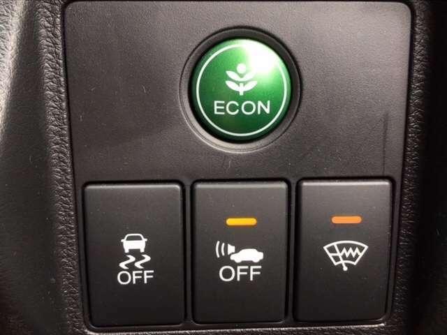 エコモードで燃費良く乗って頂けます^^