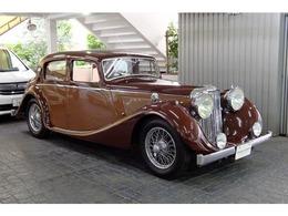 ジャガー マークIV 2 1/2サルーン 1948年モデル