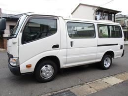 トヨタ トヨエースルートバン 観音ドア AT 5t免許 4ナンバー