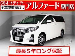 トヨタ アルファード 3.5 SA Cパッケージ 1オーナー/サンルーフ/黒H革/後席モニター
