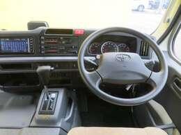 内装の状態も良好で、運転席回りもとても綺麗です!