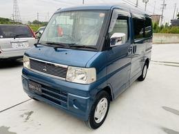 三菱 タウンボックス 660 LX ハイルーフ 4WD 車検R5年2月走行距離8.8万キロメートル