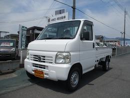 ホンダ アクティトラック 660 SDX 4WD 運転席エアバック/作業灯/パワステ