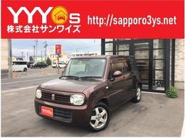スズキ アルトラパン 660 G 4WD 買取直販 スマートキー シートヒーター