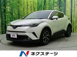 トヨタ C-HR ハイブリッド 1.8 G 純正SDナビ セーフティセンス 禁煙車