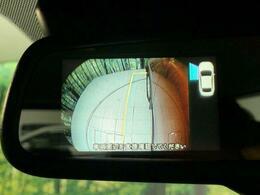 助手席側の死角も確認しやすいサイドカメラ付きです!!