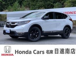 ホンダ CR-V 2.0 e:HEV EX ブラック エディション 当社デモカー ギャザズナビ レザーシート