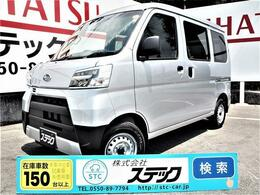 スバル サンバー 660 トランスポーター スマートアシスト メーカー保証付・純正ラジオ