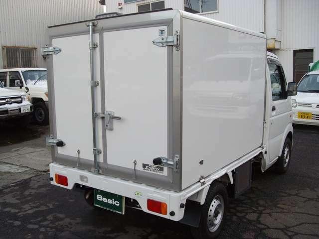 低温冷蔵冷凍車!-20℃~+20℃