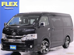トヨタ ハイエース 2.7 GL ロング ミドルルーフ 4WD 内装架装Ver5 BIG-X ETC