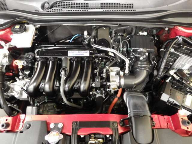 エンジンルーム・足まわり・下まわり・外まわり等「Honda中古車商品化整備基準」に基づいた点検整備は徹底チェックを行い必要と判断した消耗品は交換してご納車します。イイね!