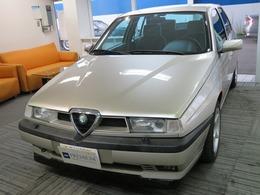 アルファ ロメオ アルファ155 ツインスパーク コーンズ物 Fリップ 外マフラー