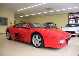 フェラーリ 348 ts ディーラー車