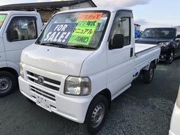 ホンダ アクティトラック 660 SDX 4WD 車検2年 5速マニュアル