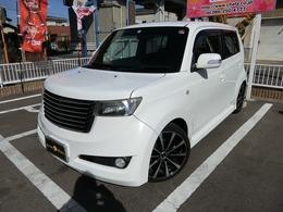 トヨタ bB 1.3 S フルエアロ グリル改造 外品17AW HDDナビ