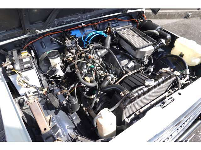 F6A型660ccターボエンジン搭載☆