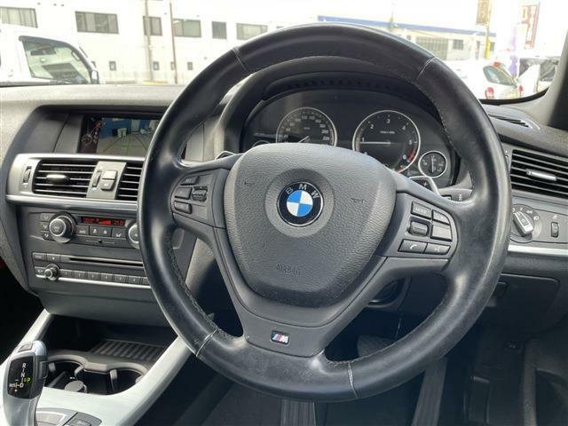 ★人気のX3 ディーゼル4WDは試乗を行っておりますので何なりとお申し付けください!