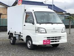 ダイハツ ハイゼットトラック 冷蔵冷凍車 8ナンバー 東プレ製
