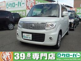 日産 モコ 660 ドルチェ X FOUR 4WD バックカメラ Iストップ シートヒーター