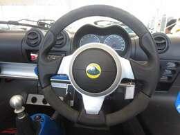 S3 ELISEより運転席&助手席エアバック搭載です。