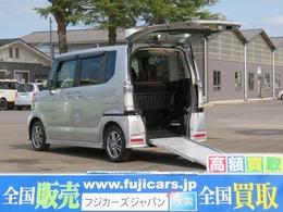 ホンダ N-BOX+ 660 カスタムG 車いす仕様車 ナビBカメラ ETC ドライブレコーダー TV