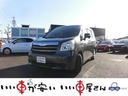 トヨタ ノア 2.0 X Lセレクション 禁煙 HDD Fセグ Bカメ スマキー 車検2年含