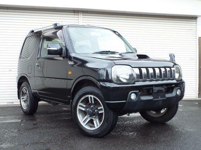 消費税込み価格!! 20年 ジムニー ワイルドウィンドターボ 4WD CD シートヒーター付