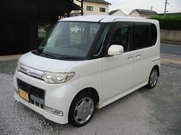 ダイハツ タント 660 カスタム RS 車検整備付 エンジンO/H中!