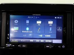 ■ 装備2 ■ DVDビデオ再生|ワンセグTV|Bluetooth音楽プレイヤー接続、ハンズフリーフォンなど