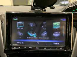 Bluetoothオーディオ・TV フルセグ