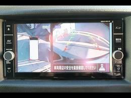 純正7型SDナビゲーション搭載★アラウンドビューモニターも装備なので駐車時は安心ですね★