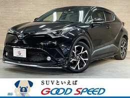 トヨタ C-HR ハイブリッド 1.8 G 9型ナビTV モデリスタ シーケンシャル