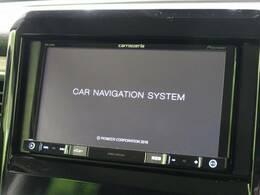 【社外メモリナビ】使いやすいナビで目的地までしっかり案内してくれます。、お車の運転がさらに楽しくなりますね!!