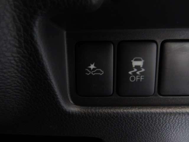 エマージェンシーブレーキ☆車の前方をセンサーとカメラで監視してドライバーをサポートしてくれます。もしも危険な状態になりそうなときは危険回避をアシストしてくれます!