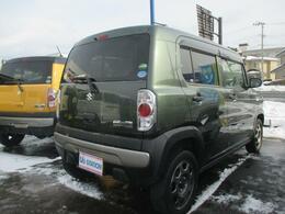 新車保証継承かつ納車前の整備点検付になります!