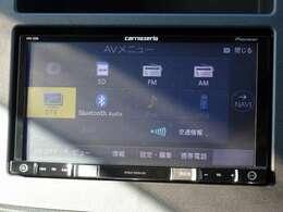 【SDナビ】Bluetooth接続再生も可能です☆快適で楽しいドライビングを実現します♪