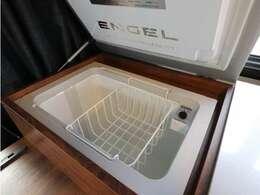 ENGEL40L冷蔵冷凍庫!