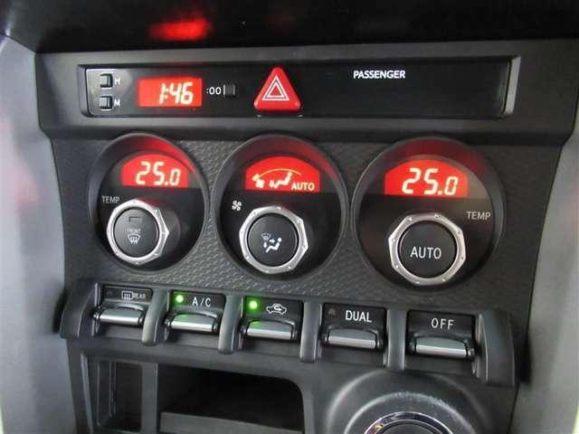 エアコンは温度設定のみ行えば面倒な操作が不要のフルオートタイプ!年中通して快適な室内を作ってくれます