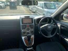 SUVは車高が高く視線が高い位置にあるので運転がしやすいです。