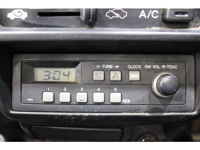 純正ラジオ(4RS3)