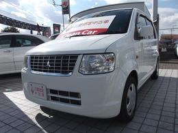 三菱 eKワゴン 660 MX 4速AT・ブラック内装・本革巻ステアリング