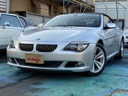 BMW 6シリーズカブリオレ 650i