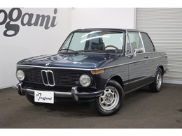 BMW 2002シリーズ 2002 黒革シート NARDIウッドステアリング