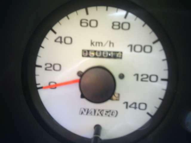 走行5万Kmです!