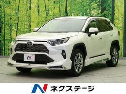 トヨタ RAV4 2.0 G Zパッケージ 4WD 4WD 社外9インチナビ