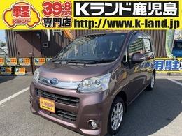 スバル ステラ 660 カスタムR Sキー・ナビ・TV・アルミ・取説・保証書