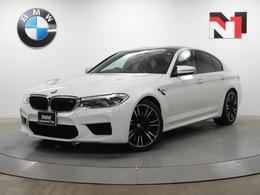 BMW M5 4.4 4WD 20AW ACC 全周囲カメラ 衝突軽減 車線逸脱