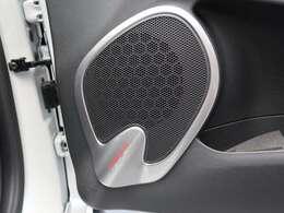 ●Bass reflexサウンドシステム:聴くものに対して臨場感を与え、より愉しく、より高品質なサウンドをお楽しみいただけます。