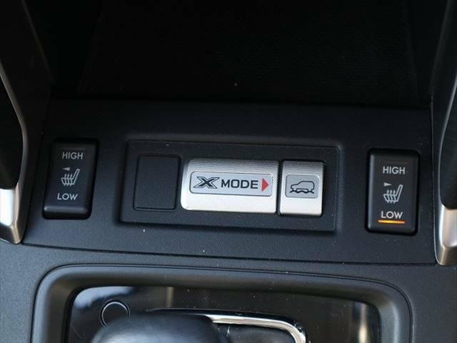 シートヒーター搭載しています。またX-MODEで悪路走行も楽しめます。